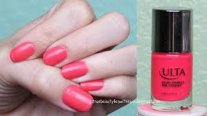 true beauty lies within you current nail polish showgirl