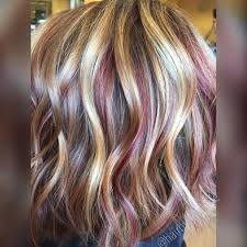 layred hairstyles eith high low lifhts best 25 red blonde highlights ideas on pinterest blonde