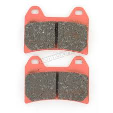ebc semi sintered v brake pads fa244v dirt bike motorcycle