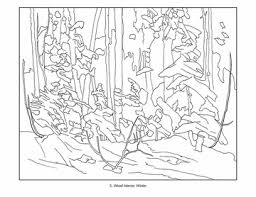 georgia o keeffe coloring pages thomson coloring book