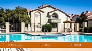 del coronado apartments for rent mesa az youtube