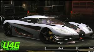 koenigsegg one 1 logo koenigsegg one 1 need for speed underground 2 mod spotlight u4g