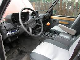 range rover pink interior robsterm1 1985 land rover range rover specs photos modification