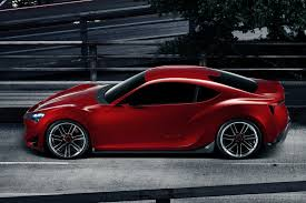 frs toyota scion fr s concept photos info autotribute