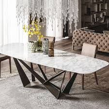 marble and metal dining table gorgeous marble top dining table 25 best within decorations 19