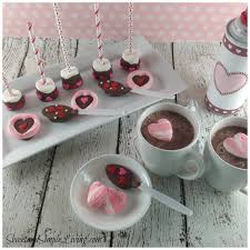 valentines day ideas for s day ideas hot chocolate bar sweet and simple living
