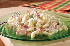 pasta salad with tuna tangy macaroni tuna salad kraft recipes