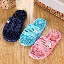 wholesale summer couples bathroom slippers men women female slip