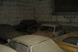 Vintage Cars Found In Barn In Portugal A Retired Couple Becomes Multimillionaire When It Buys A House