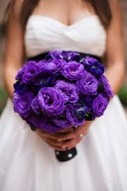 purple wedding flowers purple wedding flowers coordinated for you