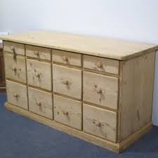 lovely old solid rustic 19th century country kitchen sideboard