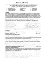 Hospital Housekeeping Resume Sample by Vanessa Lemaistre Resume