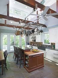Kitchen Transitional Design Ideas - top design ideas for large roasting pan kitchen room bright