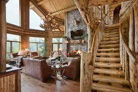 cool log cabin interior design pictures pics inspiration