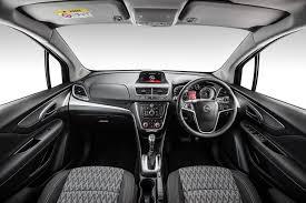 vauxhall corsa 2017 interior launch drive opel mokka