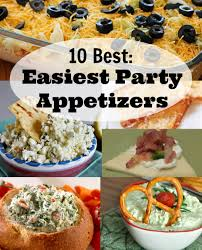 10 best easiest party appetizers not entirely perfect to be