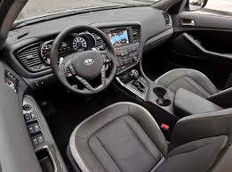 2011 kia optima interior page 4