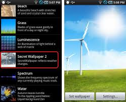 weather live apk how to get the samsung galaxy s ii wind farm live wallpaper