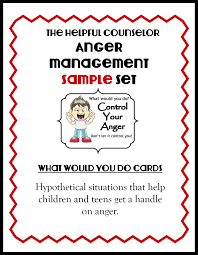 anger management free printable problem solving the helpful