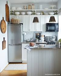 Ceiling Height Cabinets 7 Things To Do With That Awkward Space Above The Cabinets