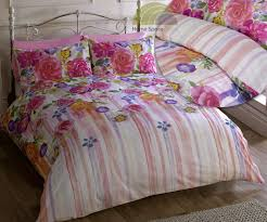 floral flower print duvet quilt cover bedding bed sets 13 x