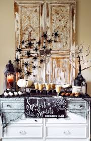 10 ideas for halloween table decorations that are really stylish