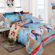 Mario Bros Bed Set Mario Bed Sheets Mario Sheet Set