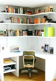 Bookcase Desk Diy Bookcase Corner Desk And Bookcase Set Corner Desk Shelving Best