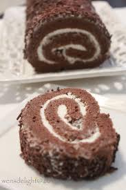 wen u0027s delight chocolate rice swiss roll 可可米蛋糕卷