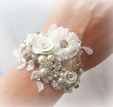 wrist corsage bracelet pin by bailey on boutonieres corsages bridal