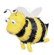 bumblebee pinata bee party