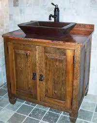 bathroom sink vanity sink bathroom vanity with vessel sink metal