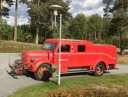 volvo trucks america 1948 volvo fire truck swedish saab volvo antique automobile
