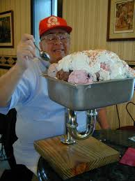 Its Ice Cream Time Neil Zurchers One Tank Trips - Kitchen sink ice cream sundae