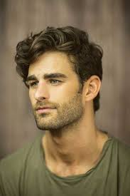 boys haircuts for thick wavy hair best 25 wavy hairstyles for men ideas on pinterest mens