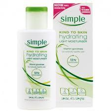 simple light moisturizer review best face moisturiser under 30 best face creams for women red