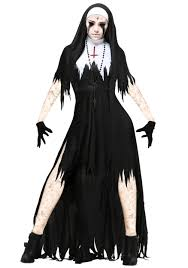 women u0027s dreadful nun costume