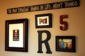 Picture Wall Collage by Let U0027s Rethink Wall Decor I U0027m A Lazy Mom