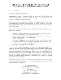 real estate letters of introduction introduction letter to real
