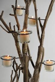 tree branch candle holder tree related crafts search
