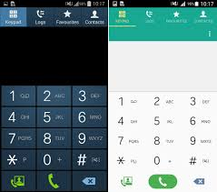 samsung galaxy dialer apk samsung galaxy s4 with android 5 0 and new touchwiz gets compared