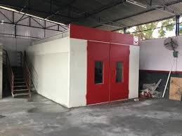 spray paint booth spray paint booth bus paint booth manufacturer from hyderabad