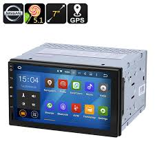 android fm radio 7 inch 2 din android car media player for nissan gps bluetooth