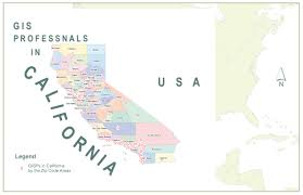 California Zip Code by Map Contest