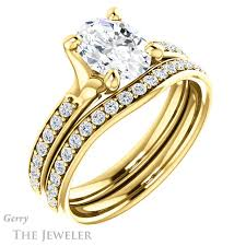 yellow gold oval engagement rings oval cut engagement ring setting gtj1039 oval y gerry the jeweler