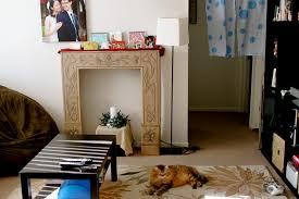 cardboard fireplace diy best 25 cardboard fireplace ideas on