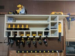 cordless drill storage and charging station u2013 8d designs