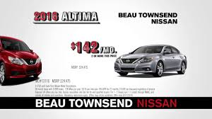 nissan maxima zero down lease zero in on nissan event at beau townsend nissan 0 for 72 months