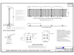 Standard Handrail Height Uk Manufacture Maintenance And Repair Of Vehicle Parapets