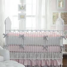 White Nursery Bedding Sets by Crib Bedding White Creative Ideas Of Baby Cribs